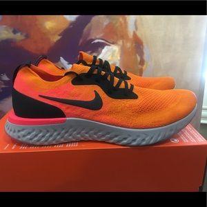 Nike Epic React Flyknit Men Size 14 (AQ0067 800)